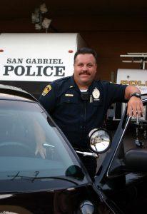 Lt. Andrew Borrello Image