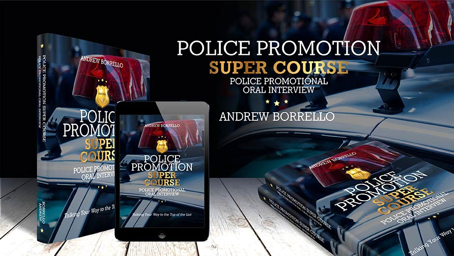 Police Promotion Super Course & Resource Guide